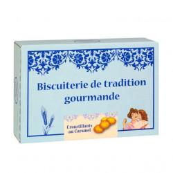 Croustillant au Caramel - Boîte carton 300g