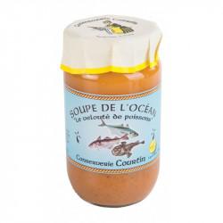 Bocal de soupe de l'océan 750 g