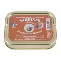 Sardines à l'andouille de Guémené